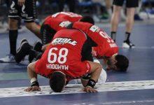 صورة مونديال كرة اليد: مصر تتعادل مع سلوفينيا وتبلغ الربع النهائي