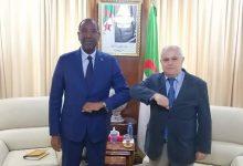 صورة اتفاق جزائري رواندي على إعداد مذكرة تفاهم وتعاون في مجال الطاقة