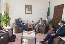 صورة رزيق يبحث مع سفيري ايطاليا والسعودية سبل  تعزيز التعاون التجاري