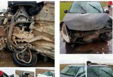 صورة 5 جرحى في حادثي مرور متفرقين في تبسة